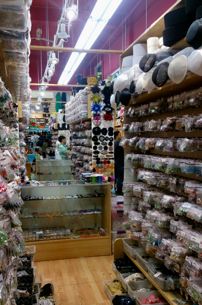 Favorite Trim and fabric stores in NYC6