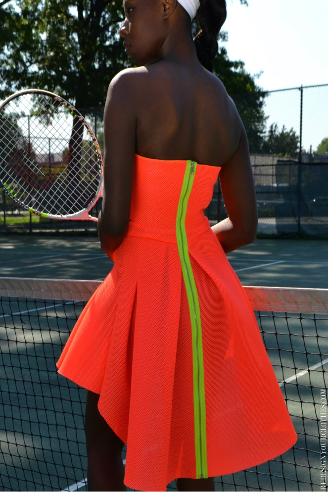 Daniela tabois diy strapless dress2